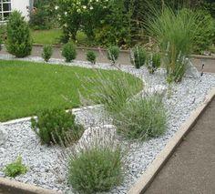 In Einen Kiesgarten Sollten Und Pflanzen Und Größere Steine Integriert  Werden, Um Ihn Etwas Aufzulockern. Foto: Privat Mehr