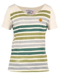 Holmes Bros Mens Striped Vintage T-Shirt Holmes Brothers, Lifestyle Store, Cool Outfits, Mens Tops, T Shirt, Stuff To Buy, Shopping, Clothes, Vintage