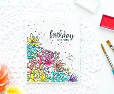 Floral Frame Stamp & Die Bundle - Altenew  - 1
