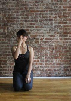Yoga for Acne | Alternate nose breathing