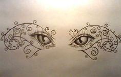 eye tattoo on lower back 25 Beautiful Lower Back Tattoos Back Tattoo Women Spine, Back Tattoos Spine, Girl Back Tattoos, Cover Up Tattoos, Lower Back Tattoos, Cat Eye Tattoos, Foot Tattoos, Cute Tattoos, Tatoos