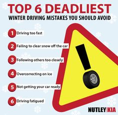 Winter Safety Tips For Truck Drivers