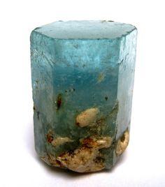 Aquamarine from Pakistan—it looks like an aquarium :)