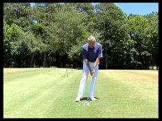 Hit your Irons PURE! The secret...??? Simple...you need to take Divots! - YouTube