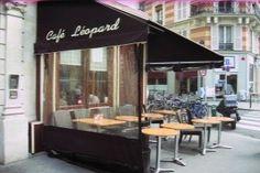 Café Léopard à Paris, Île-de-France