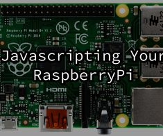 Javascript is a great programming language that runs everywhere. Javascript primarily runs on your web browser; however, people are finding great uses for the language in other places. While Python is the primary language associated with the RaspberryPi, we can use Javascript to control the RaspberryPi's GPIO and provide some IoT web-enabled functionality.In this instructable, I will take you through the steps on how to get a NodeJS server up and running on your RaspberryPi. We will use N...