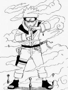 Only Naruto Caps Naruto Drawings, Naruto Sketch, Anime Sketch, Naruto Kakashi, Anime Naruto, Naruto Tattoo, Anime Tattoos, Wallpaper Naruto Shippuden, Naruto Uzumaki Shippuden