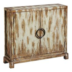 I pinned this Pulaski Marseilles Hall Chest from the Wonderfully Weathered event at Joss and Main!