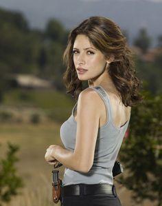 Sarah Shahi - will forever be Carmen to me