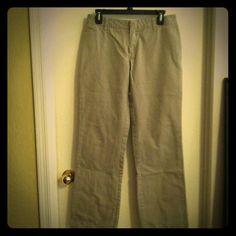 Dickies Girl Khaki Pants Juniors Size 9