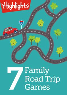 7 Family Road Trip Games