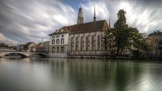 Photos Zurich Cathedral Switzerland