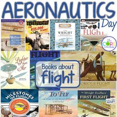 Books about flying f