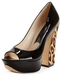 Boutique 9 Shoes, Alessandra Platform Pumps - Shop All Designer Shoes - Shoes - Macy's