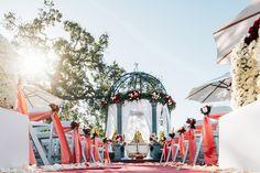 Meritage Resort Wedding Photo - Vineyard Deck