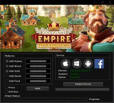 Empire Four Kingdoms Hack - Online Generator Hacks, Game Resources, Website Features, Test Card, Hack Online, Hack Tool, High Energy, Cheating, Link