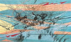 as cidades por Julie Mehretu Action Painting, Painting & Drawing, Abstract Images, Abstract Art, Futurism Art, Robert Motherwell, Type Posters, Learn Art, Paul Gauguin