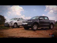 2016 Ford Ranger 3.2 Double Cab 4x4 XLT Auto vs 2016 Isuzu KB 300D-Teq Double Cab 4x4 LX Auto Older Models, Latest Cars, Car Videos, Ford Ranger, South Africa, News, 4x4, Check