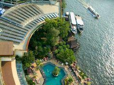 Shangri-La Bangkok goes greener