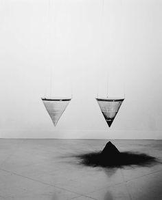 Tenebris // Rebecca Horn