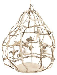 nursery bird cage