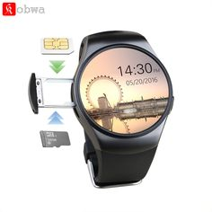 Genuine KW18 Bluetooth Smart Watch Full Screen Support SIM TF Card Smartwatch Phone Heart Rate Monitor for ios Andriod Phone     Tag a friend who would love this!     FREE Shipping Worldwide     Get it here ---> https://hotshopdirect.com/genuine-kw18-bluetooth-smart-watch-full-screen-support-sim-tf-card-smartwatch-phone-heart-rate-monitor-for-ios-andriod-phone/      #thatsdarling #shopoholics #shoppingday #fashionaddict #currentlywearing #instastyle #styleblogger #styleinspo #Shop #Ecommerce…