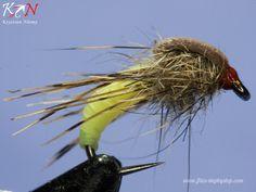 Hair Caddis Pupa