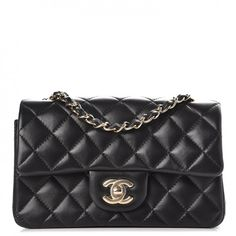 5391123cd658cd 9 Top Chanel rectangular mini images | Chanel mini rectangular ...