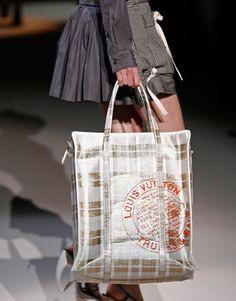 Luis Vuitton eco bag