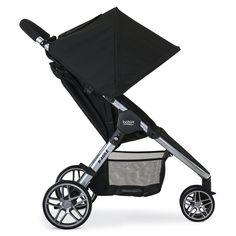 Amazon.com : Britax 2017 B-Agile Stroller, Black : Baby