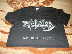 Mutilator Sarcofago Sepultura Vulcano Witchhammer Holocausto Hellhammer Beherit