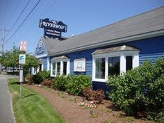 The Riverway Lobster House has been welcoming diners to the Bass River area of Yarmouth since when the Pazakis familly first opened it's doors. Nearly 70 years later many things on The Cape have changed, but The Riverway remains. Oh The Places You'll Go, Places Ive Been, Lobster House, Seaside Village, Ocean Sounds, Vacation Memories, House Restaurant, Great Vacations, Coastal Cottage