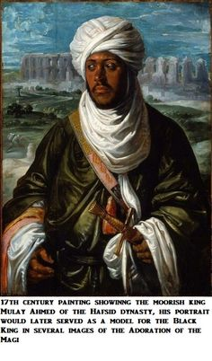 Afrikans in Medieval Europe (The Moors) - K.I.K