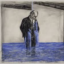 I love the work of William Kentridge. Here is a drawing from the Stereoscope (animation) Art And Illustration, William Kentridge Art, South African Artists, Art Graphique, Museum Of Modern Art, Art Museum, Animation Film, Banksy, Op Art