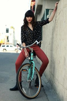 lesfemmes:  (via cycle chic / .)