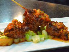 Essential Peru: 10 Must-Eat Dishes to Seek Out l Anticuchos de Corazón l @perutravelnow