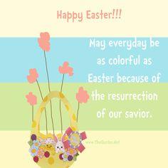 Easter...