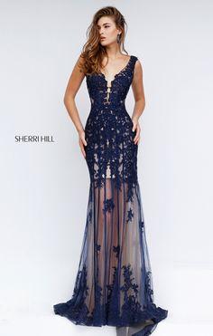 d5e5e1febcd  50256 Sherri Hill Prom Dresses