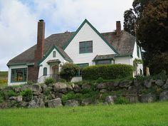 My dream home on San Juan Island, WA