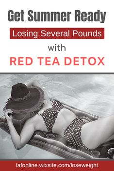 Lose several pounds with RED TEA DETOX and show off your curves wearing your favourite swimsuit. Best Weight Loss, Healthy Weight Loss, Best Herbal Tea, Detox Program, Detox Tea, Yoga Fitness, How To Lose Weight Fast, Herbalism, Curves