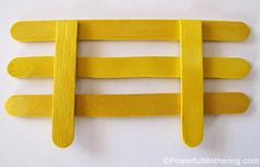 Playdough farm with fence: Popsicle Stick Fencing for Small World Play Preschool Farm Crafts, Farm Activities, Toddler Crafts, Crafts For Kids, Diy Crafts, Popsicle Stick Diy, World Farm, Barn Wood Crafts, Small World Play