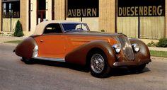 1937 Duesenberg J-246 Cabriolet (Graber)