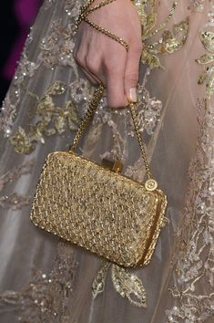 Elie Saab at Couture Fall 2015 (Details)