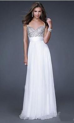 One day will have a black & white formal dinner party & wear something like this <3