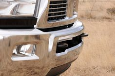 The Ram 3500 Laramie® comes standard with fog lamps and tow hooks — just two of the many features that separate it from the pack.