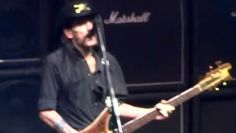 """Watch Video Footage Of MOTÖRHEAD's Final Concert Watch Video Footage Of MOTÖRHEAD's Final Concert        Fan-filmed video footage of  MOTÖRHEAD 's final concert which took place on December 11 in Berlin Germany can be seen below. Despite suffering from an """"extremely aggressive"""" form of cancer the band's frontman  Ian """"Lemmy"""" Kilmister  battled his way through to the end of the group's European tour.        """"He was terribly gaunt""""  MOTÖRHEAD  drummer  Mikkey Dee  told Sweden's   Expressen…"""