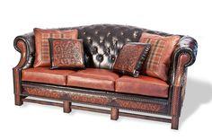 Attirant Burlesque Sofa