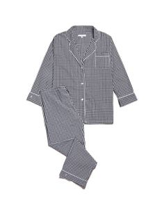 Marigot Maya Check Pajamas.