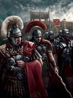 Legado, Centurión y legionarios de la Legio IX Hispana http://www.elgrancapitan.org/foro/viewtopic.php?f=87&t=16979&p=881801#p881801