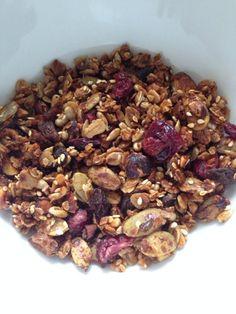 Clean Eating: Domowa granola